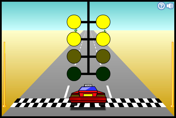 Crazy Taxi Car Simulation Game 3D - Coolmathgames.com