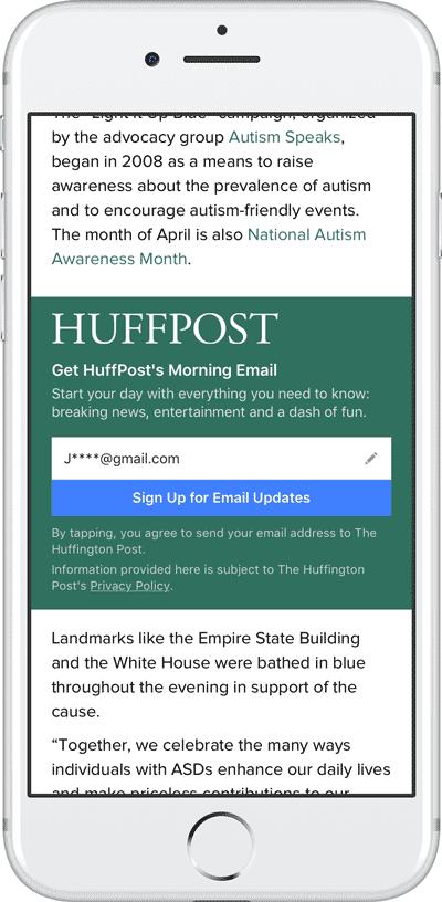 Cara Membuat Kotak Email Subscribe Di Instant Articles