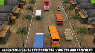 telolet om terbaru 3D bus driving free download