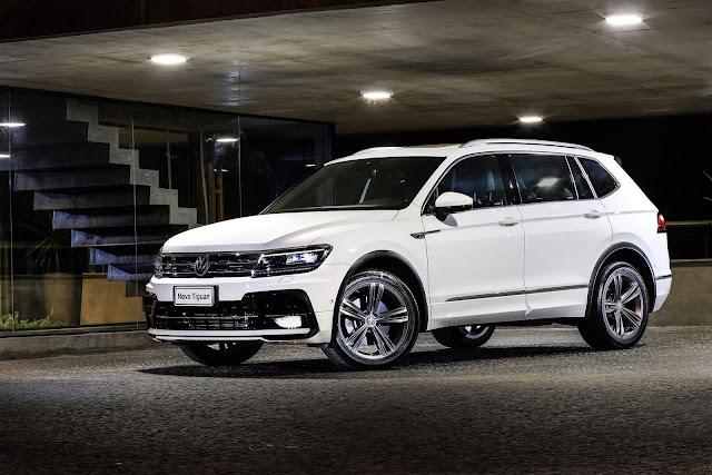 VW Tiguan AllSpace R-line 2019