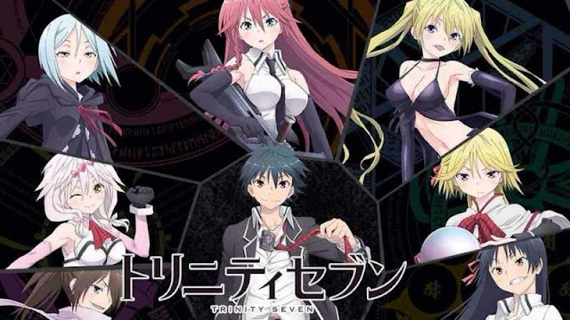 Trinity Seven the Movie