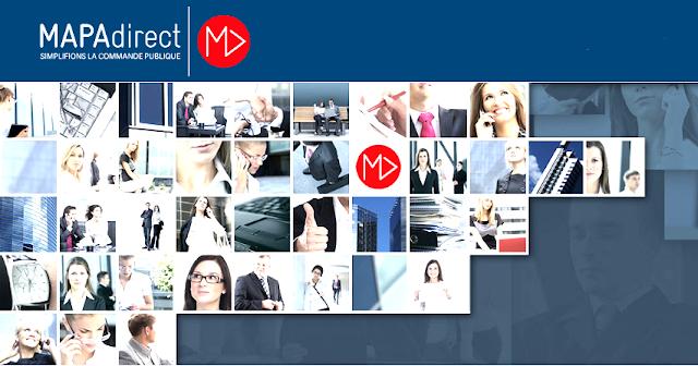 MAPAdirect plateforme marchés publics / fournisseurs