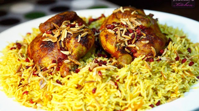 Kabsa Saudi Recipe _ How to Make Kabsa _ International ...