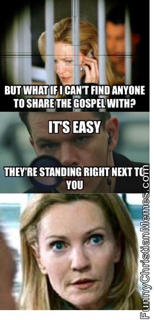 Jason%2BBourne funny christian memes clean christian jokes church humor