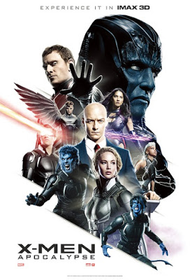 Film X-Men Apocalypse (2016) HC HDRip