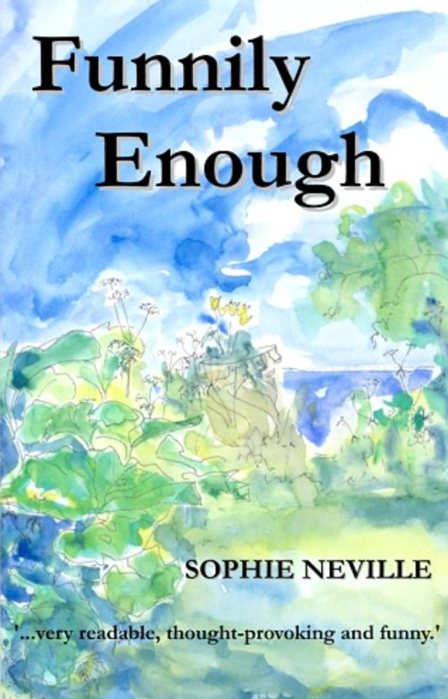 Funnily Enough ~ illustrated hardcover