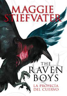 The Raven Boys, La profecía del cuervo