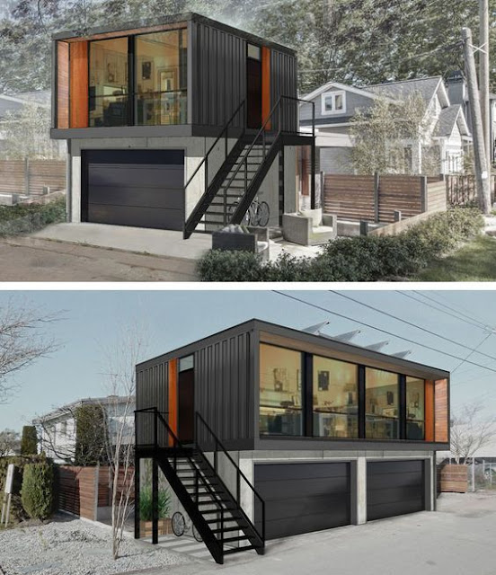 Container Homes Design 2