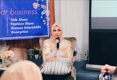 Futri Zulya, CEO & Founder PT Batin Medika Indonesia