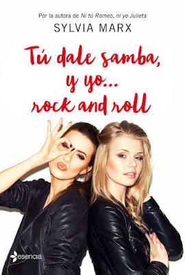 LIBRO - Tú dale samba, y yo... rock and roll Sylvia Marx (Esencia - 9 mayo 2017) Literatura - Novela - Comedia - Romántica - Erótica A partir de 18 años COMPRAR ESTE LIBRO EN AMAZON ESPAÑA