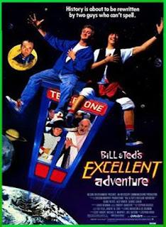 Las alucinantes aventuras de Bill y Ted (1989) | DVDRip Latino HD Mega