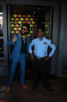 Ranveer Singh in Blue Blazer Spotted Life Bar ~  Exclusive 03.JPG
