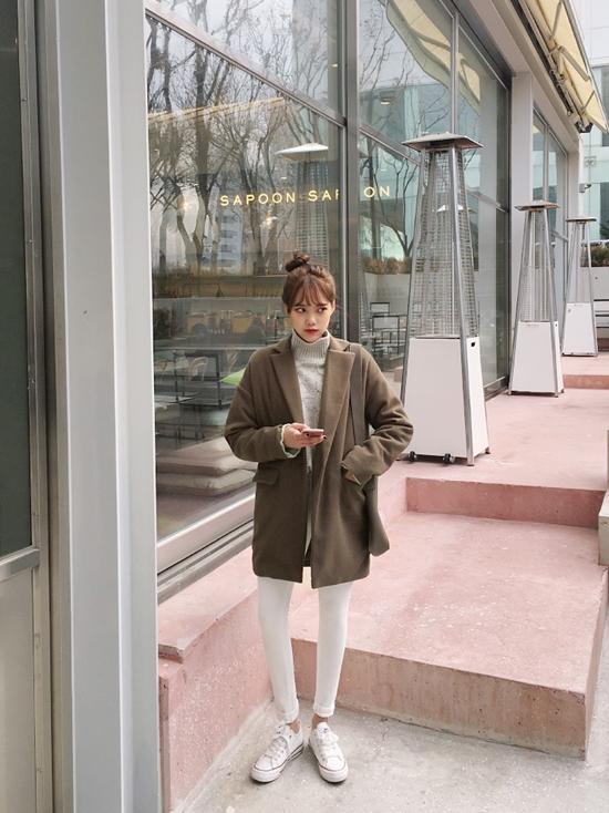 Korean Daily Fashion Korean Style