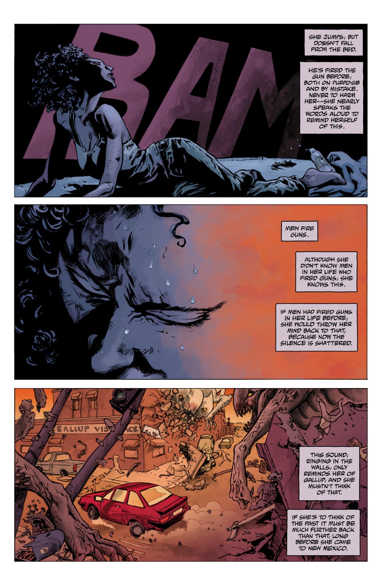 Read online Abe Sapien comic -  Issue #12 - 8