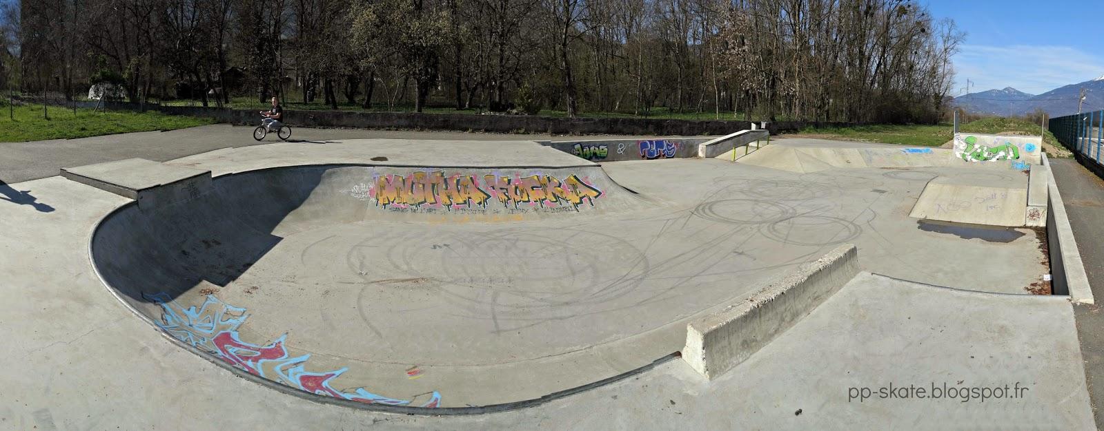 Skatepark Frontenex
