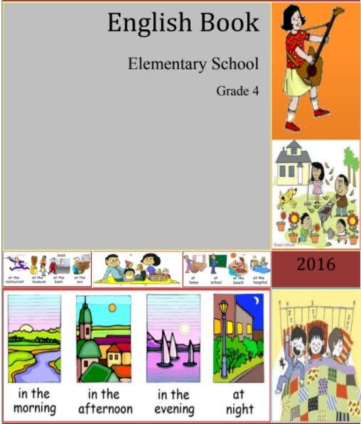 Buku Bahasa Inggris Kelas 4 SD-MI PDF