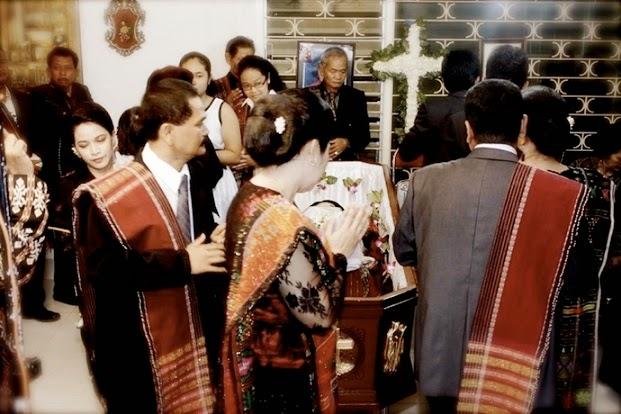 Sumatera Utara, Ritual Saur Matua
