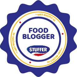 Food Blogger ufficiale per Stuffer S.p.A.