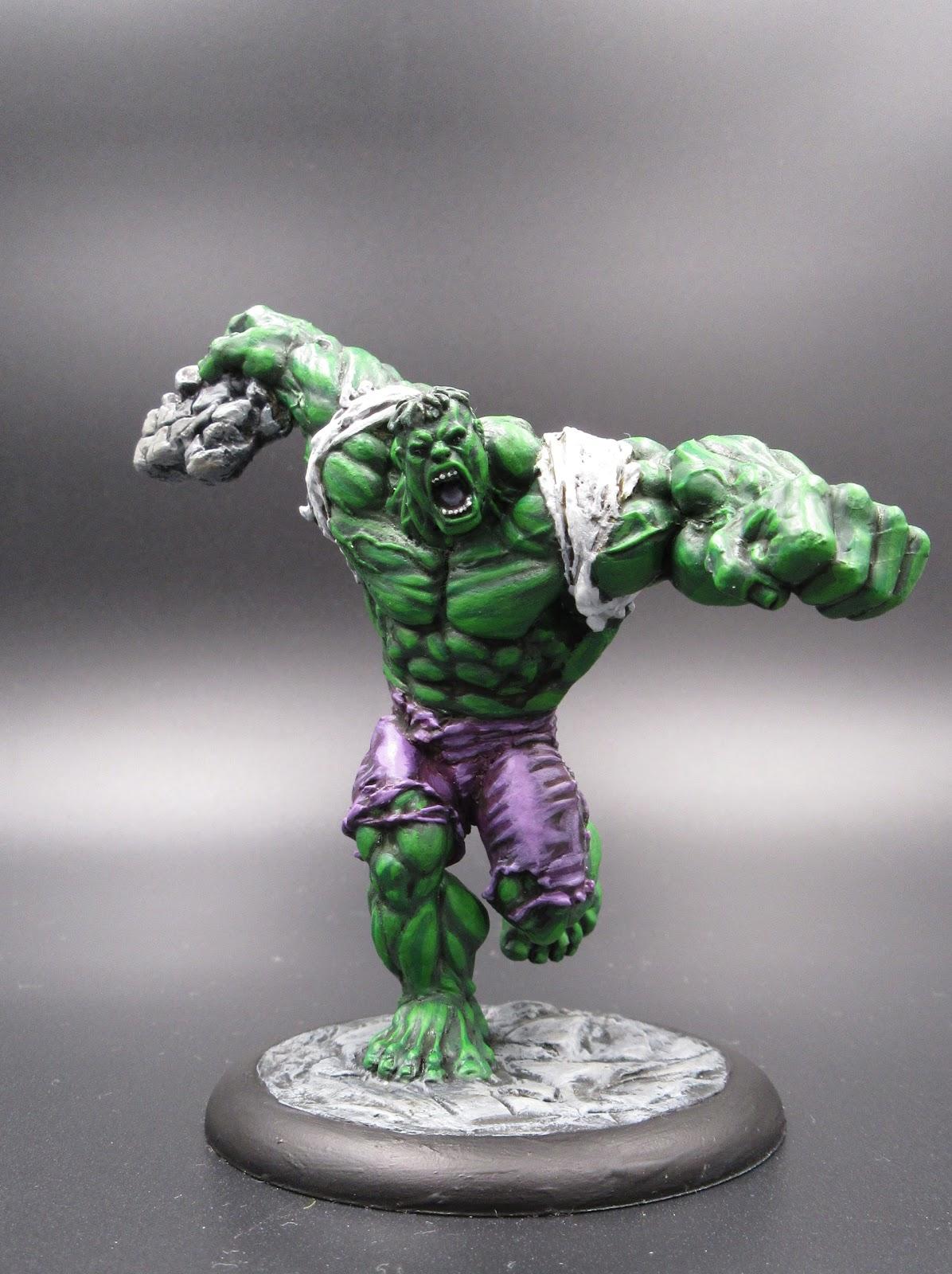 El Sobaco de Batman: ¡Hulk aplasta!