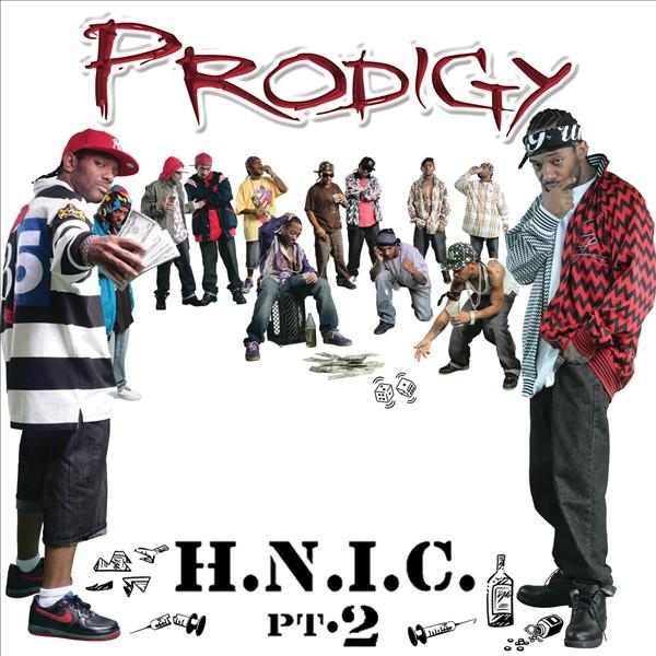 Prodigy - H.N.I.C, Pt. 2 Cover