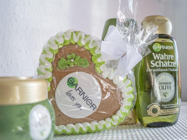Garnier Wahre Schätze Olivenöl