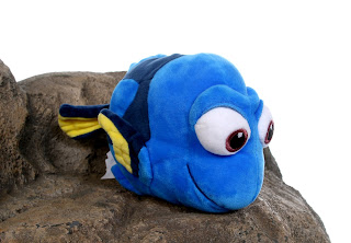 finding dory jenny and charlie disney store plush toys