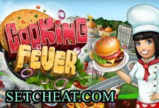 Cheat Cooking Fever Permata Gratis