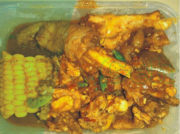 coba geh Menu Kuliner Dengan Rasa Rempah Nusantara Ala Mas Djenggot, rica ayam kampung