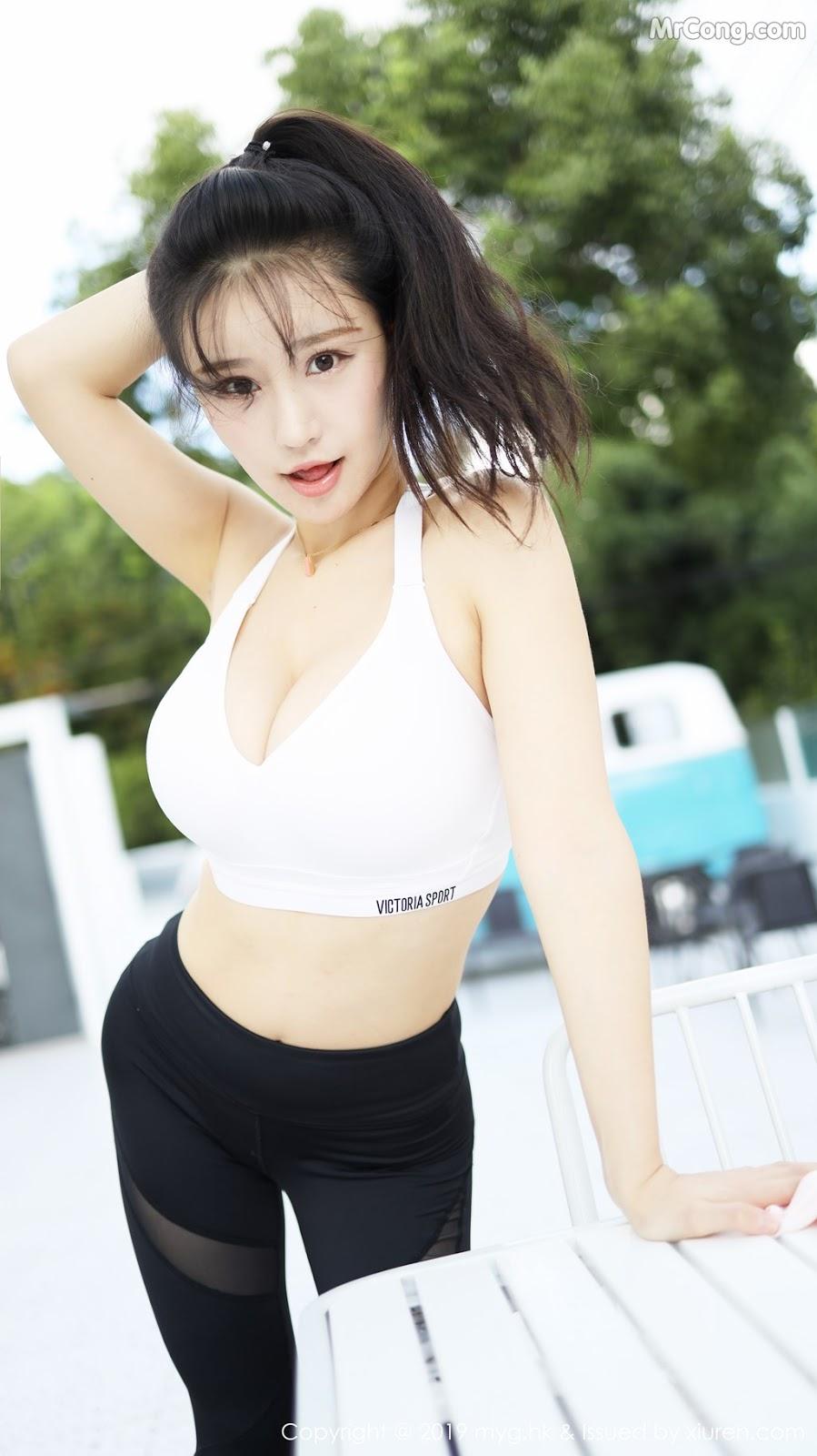 Image MyGirl-Vol.387-Zhu-Ke-Er-Flower-MrCong.com-051 in post MyGirl Vol.387: Zhu Ke Er (Flower朱可儿) (76 ảnh)