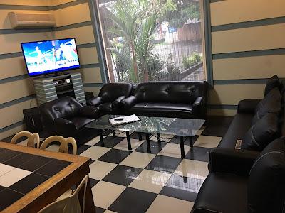 Fresh Air Videoke Room