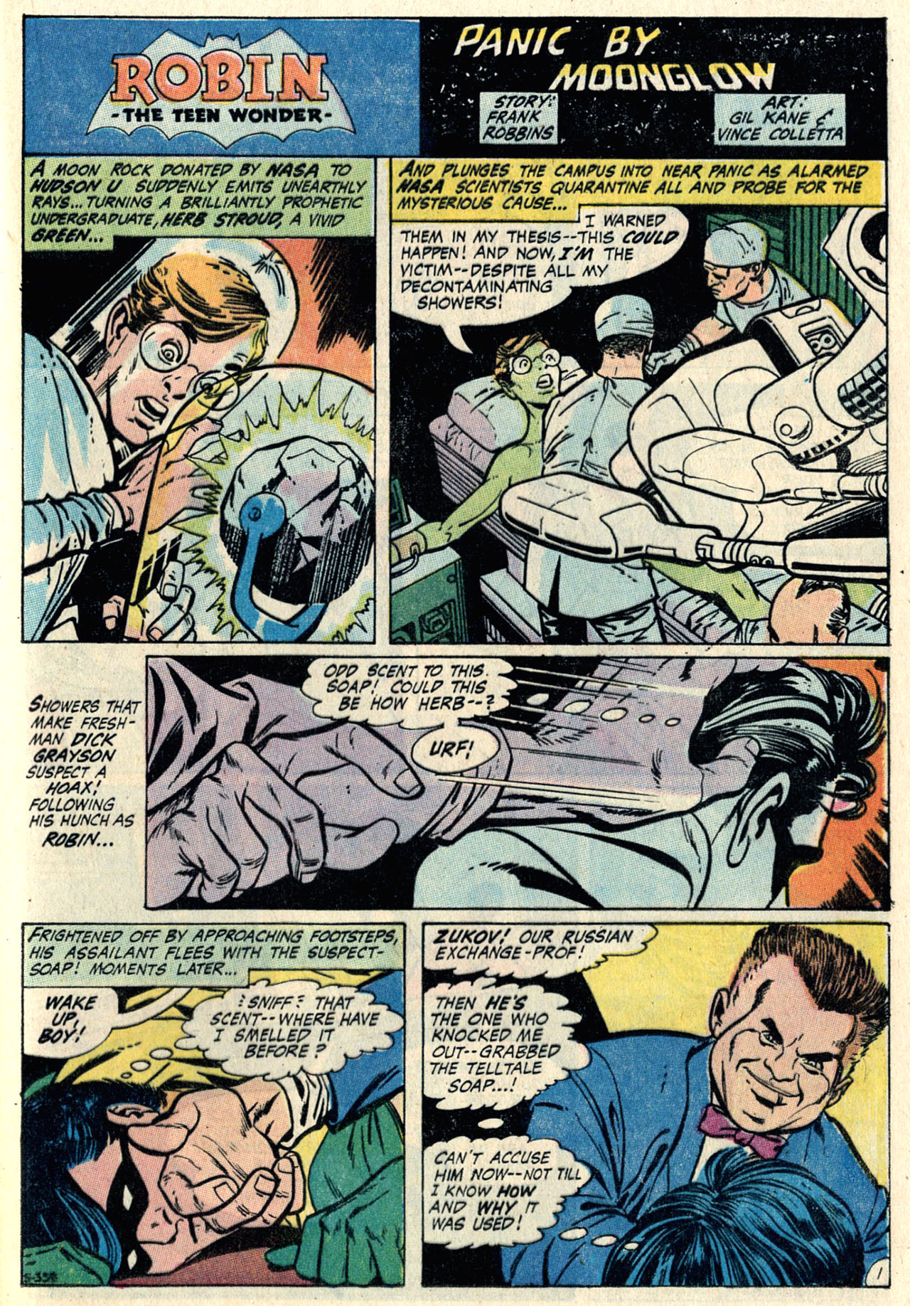 Detective Comics (1937) 399 Page 20