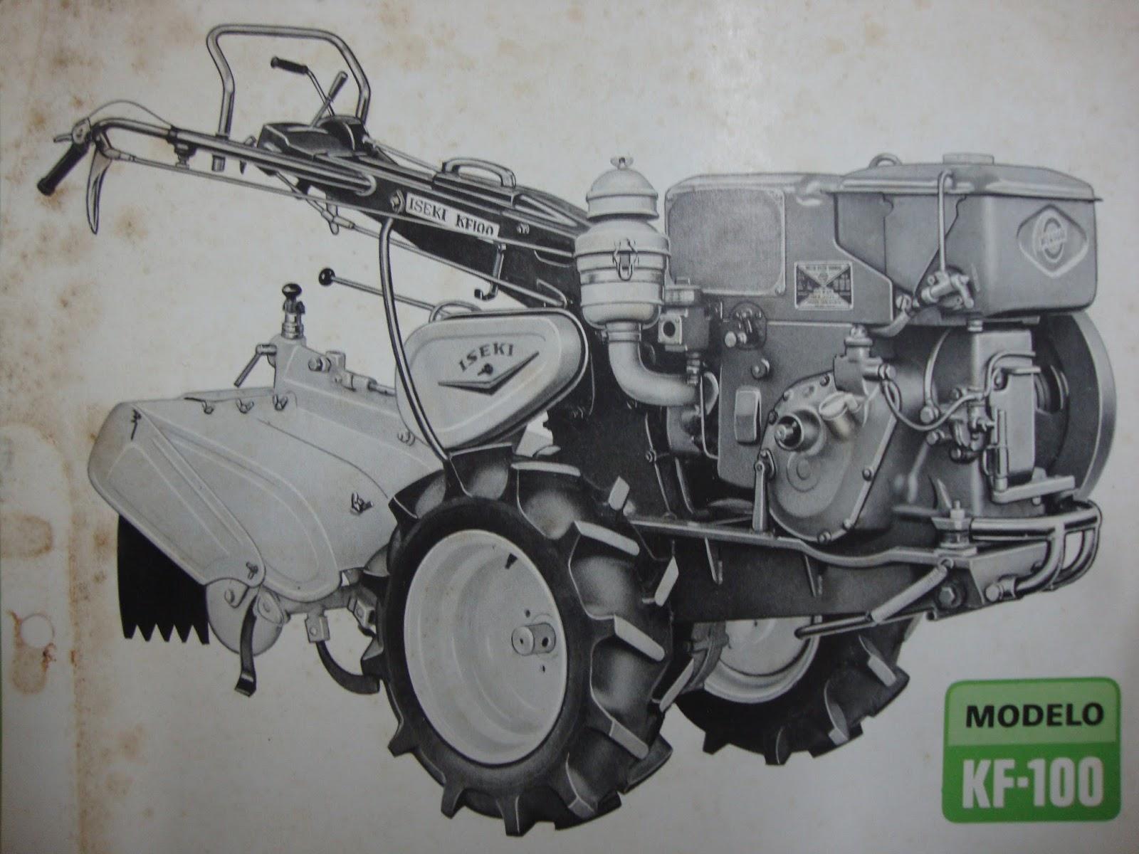 Tratores Pequenos Brasil Histria Dos Cultivadores Iseki No Engine Diagram Note Que Este Motor J Era O Nacionalizado Modelo B9c Com Cmara De Evaporao E Ventoinha Acoplada Ao Conjunto Refrigerao