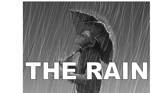 easy essay on a rainy day