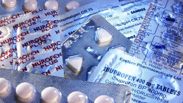 Common Painkillers