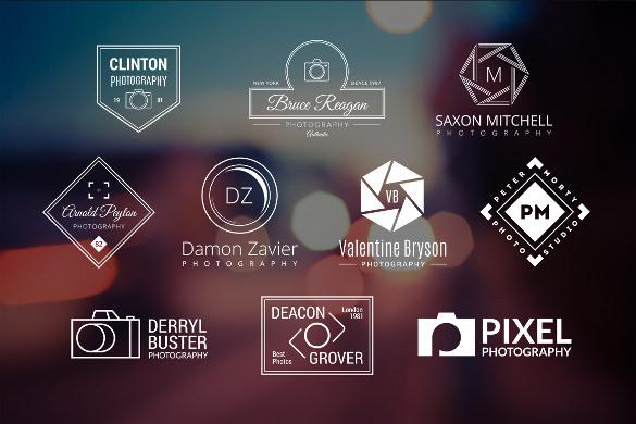 Logo design do you need a logo for your company brand shop or photography logos samples publicscrutiny Choice Image