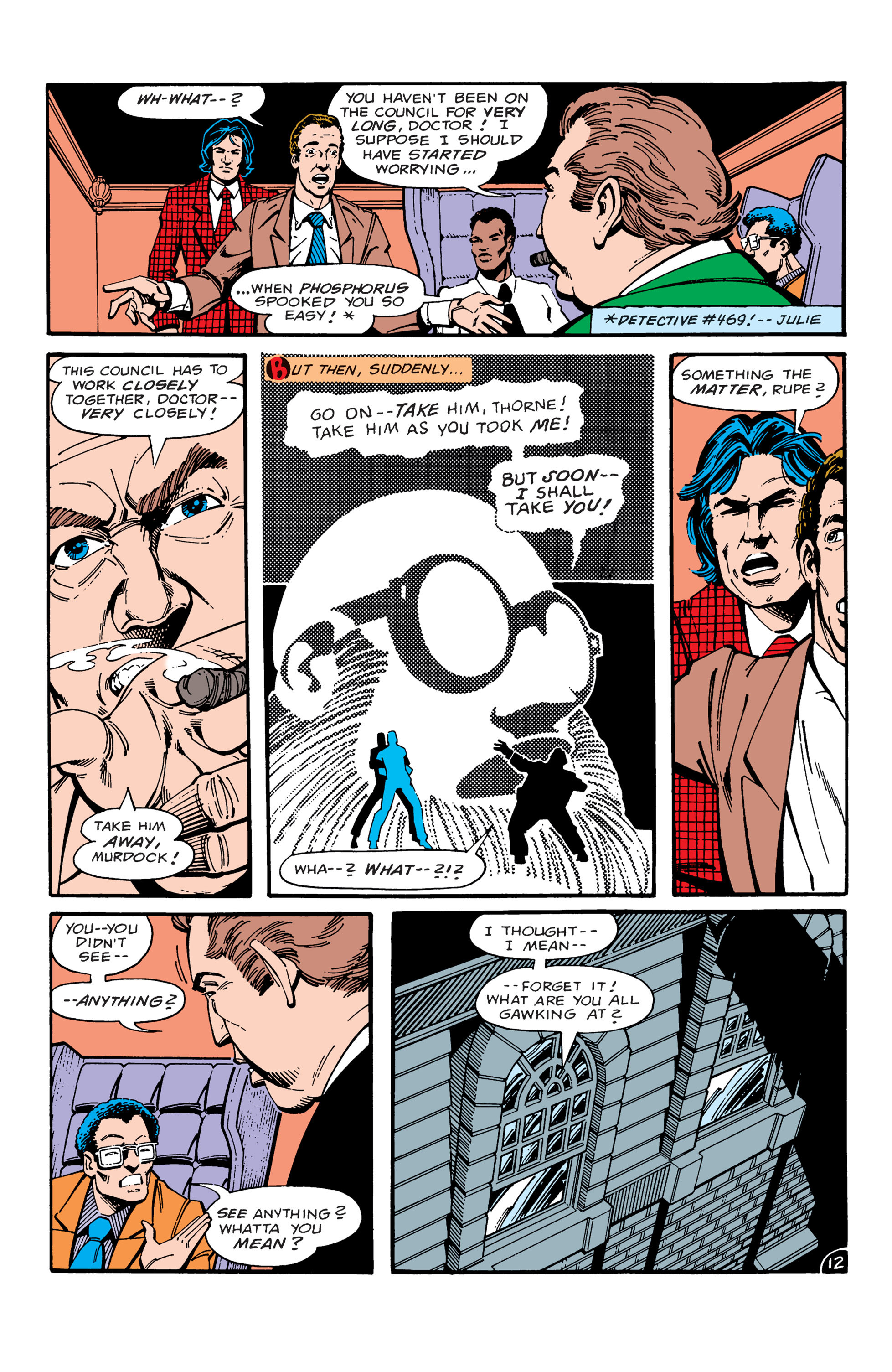 Detective Comics (1937) 473 Page 12