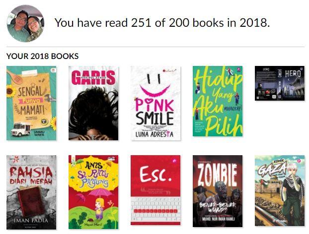 2018 Reading Challenge #12