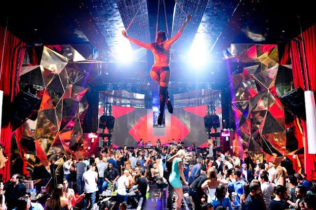 Set NightClub em Miami Beach