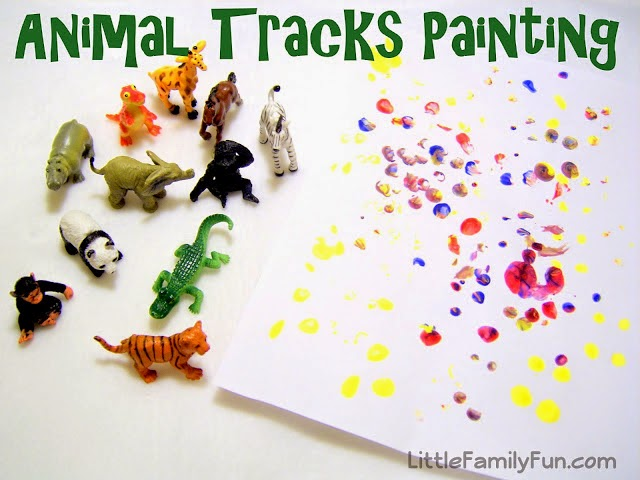 http://www.littlefamilyfun.com/2011/09/colored-animal-tracks.html
