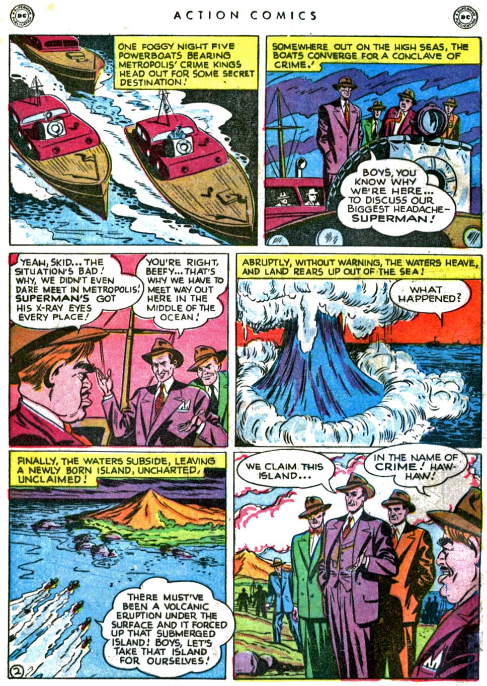 Read online Action Comics (1938) comic -  Issue #123 - 4