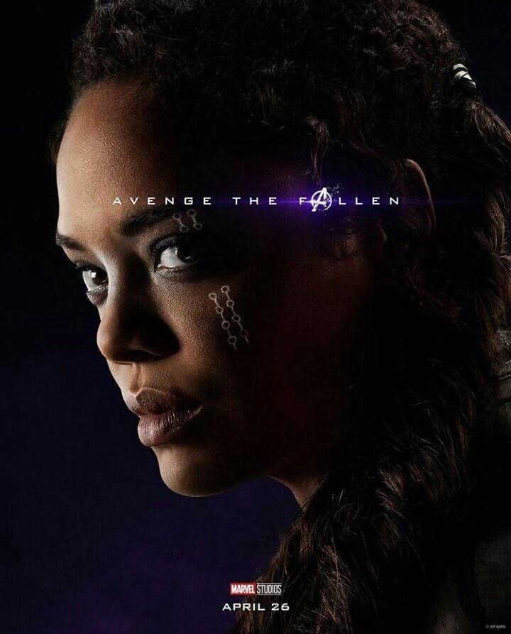 Avengers Endgame TV spot :「ソー : ラグナロク」の戦うヒロイン、ヴァルキュリーのテッサ・トンプソンが初登場した「アベンジャーズ : エンドゲーム」の新しい CM ! !