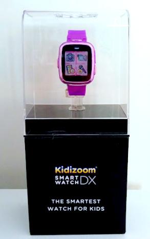 Mini Radieuse a testé Kidizoom Smart Watch de V-Tech et on en fait tirer une (Concours)