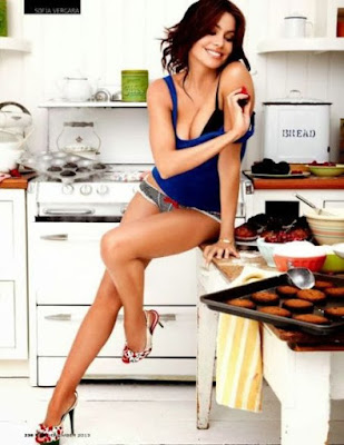 Sofia Vergara, Breasts Cover GQ Mexico - The Hollywood Gossip