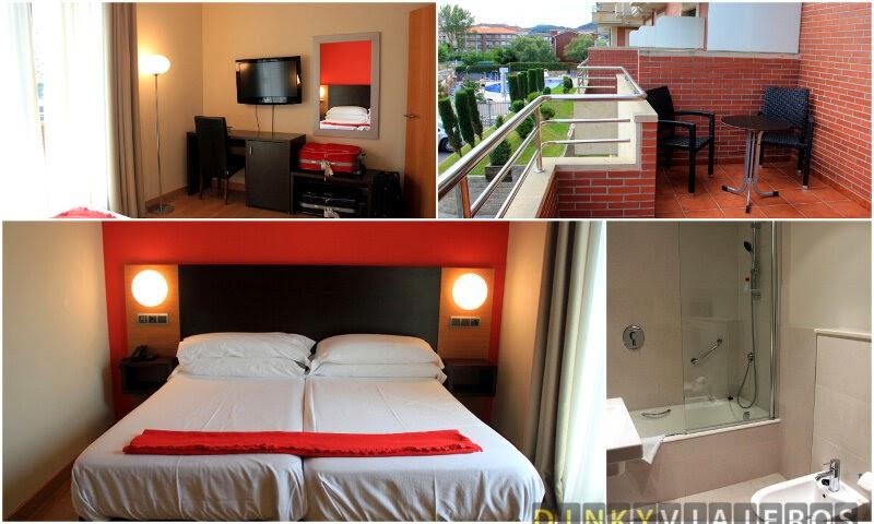 Hotel Marítimo Ris. Habitación