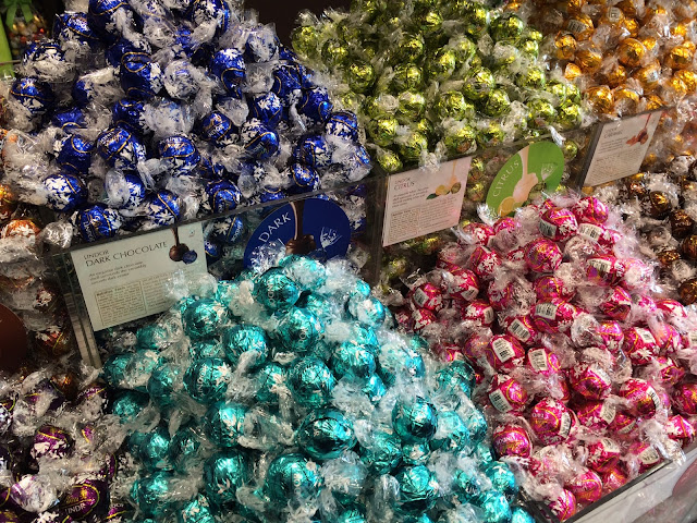 lindt chocolate store new york