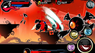 Game Stickman Revenge 2 Apk
