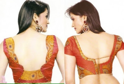stylish-blouse-back-neck-designs-for-sarees-catalogue-3