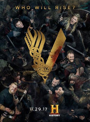 Vikings Temporada 5 (HDTV 720p Ingles Subtitulada) (2017)
