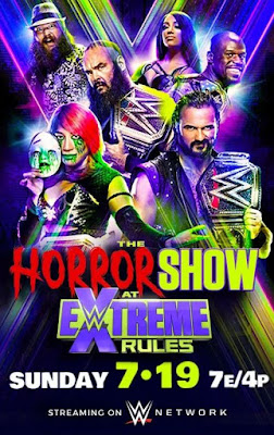 WWE Extreme Rules 2020 PPV WEBRip 480p 600Mb x264