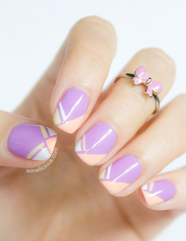"Don't Miss These ""Warm Spring Nail Art"" Ideas"